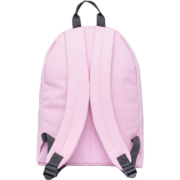 Hype Badge Backpack - Baby Pink
