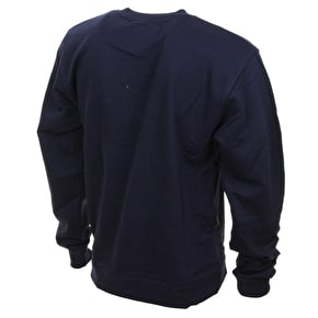 Primitive Nuevo London Crewneck Sweater - Navy