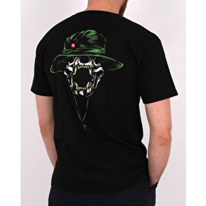 Grizzly Boonie T-Shirt - Black