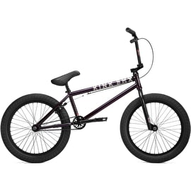 Kink 2019 Gap XL Complete BMX - Gloss Trans Deep Purple Edge Fade