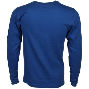 Independent Longsleeve T-Shirt - Indy Blue