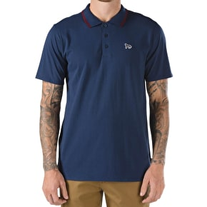 Vans Chima Polo Shirt - Dress Blues