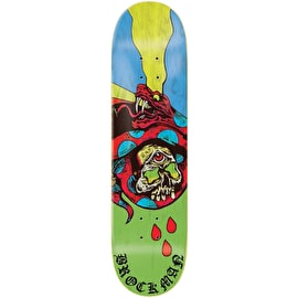 Zero Boss Dog 2 Brockman Skateboard Deck 8.5