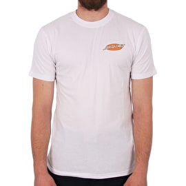 Santa Cruz Phillips Hand T shirt - White