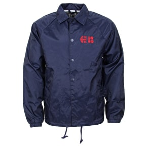 Etnies Needle Coaches Jacket - Navy