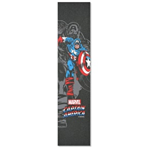 Madd x Marvel Scooter Griptape - Captain America