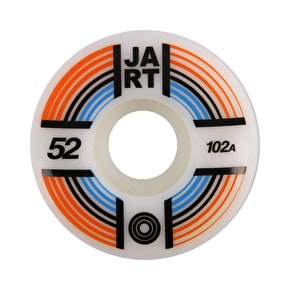 Jart Supernova 102a Skateboard Wheels - 52mm