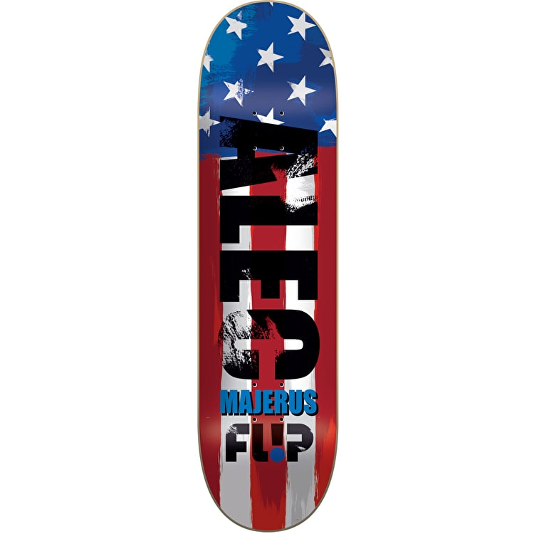 Flip International Skateboard Deck - Majerus 8.25""