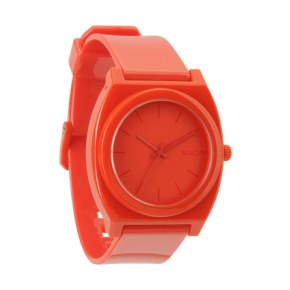 Nixon Time Teller P Watch - Red