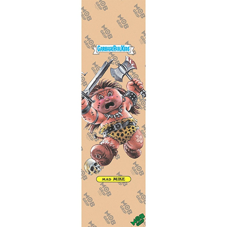 MOB x Garbage Pail Kids Skateboard Grip Tape - Clear (Assorted)