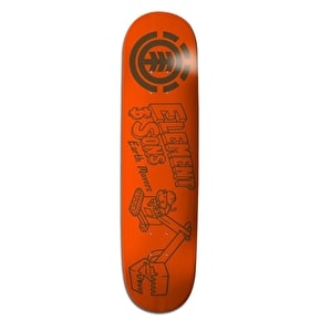 Element Family Biz Skateboard Deck - Earth 8''