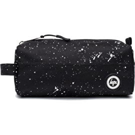 Hype Splat Pencil Case - Black/White