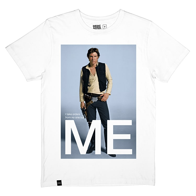 Dedicated Han Solo Me T-Shirt