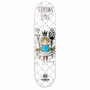Nineclouds Serial Kids Skateboard Deck - Erinho 8.125