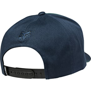 Fox Raised Snapback Cap - Midnight