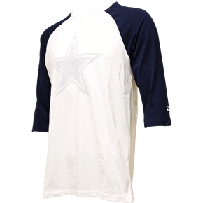 New Era NFL Dallas Cowboys Vintage Raglan T- Shirt