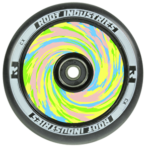 Root Industries 110mm Air Scooter Wheel - Black/Paddlepop
