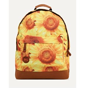 Mi-Pac Sublimated Backpack - Sunflowers