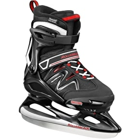 Rollerblade Comet XT Ice Hockey Skates - Black/Red