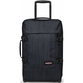 Eastpak Tranverz S Wheeled Luggage - Stripe-It Cloud