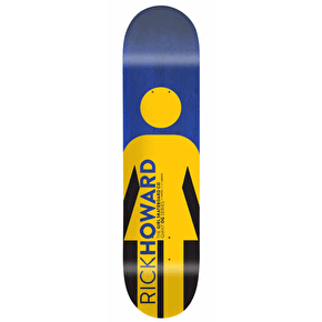 Girl Giant OG Skateboard Deck - Howard 8.5