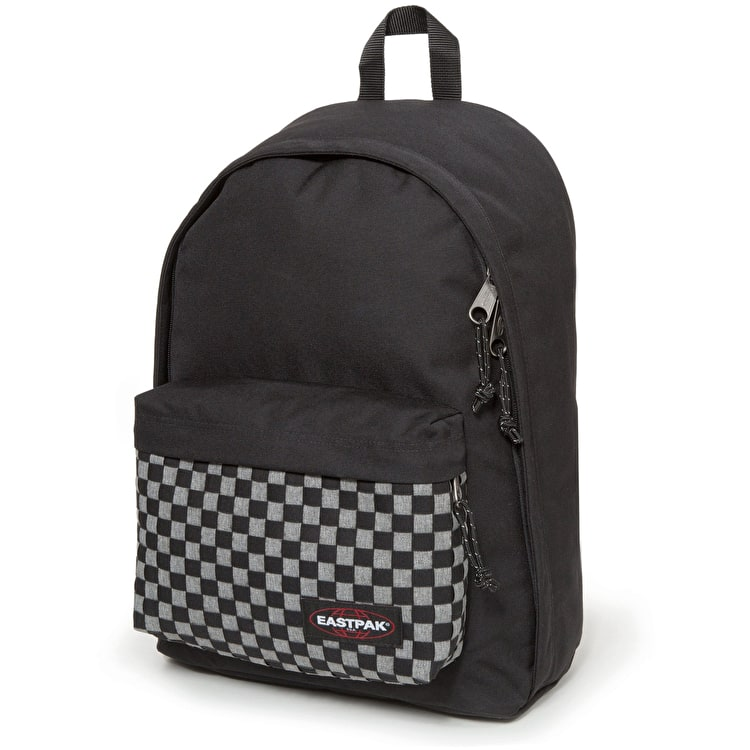 Eastpak Out Of Office Backpack - Grey Weave
