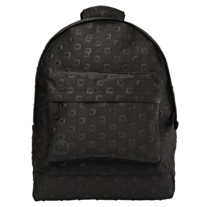 Mi-Pac Backpack - Jersey Prism Black