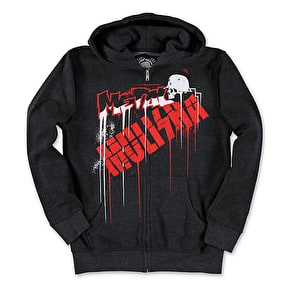 Metal Mulisha Drip Kids Zip Hoodie - Black