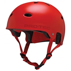 B-Stock Pro-Tec Helmet - B2 Bike SXP Satin Blood Orange MED (Box Damage)