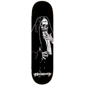 Witchcraft Skateboard Deck - Burn In Hell - 8.38''