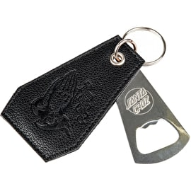 Santa Cruz PFM Key Fob - Black