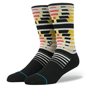 Stance Peacock Socks - Orange