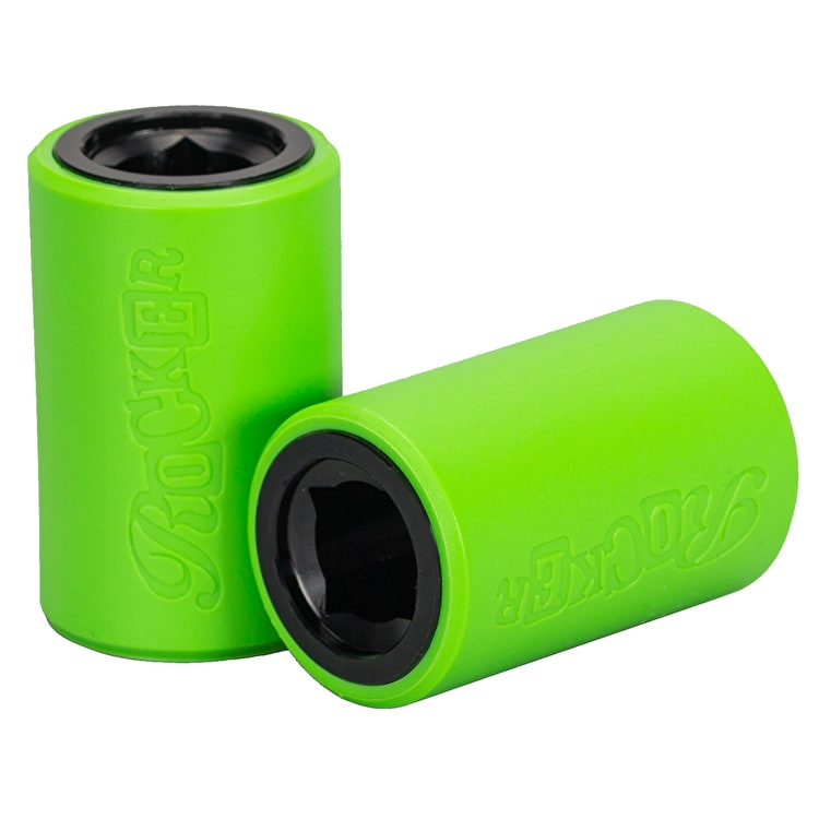 Rocker R3 12mm Stunt Plegs - Green/Black