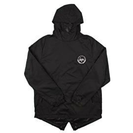 Hype Crest Kids Fishtail Jacket - Black