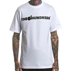 The Hundreds Forever Bar T-shirt - White