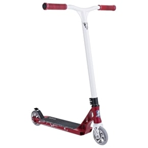 Grit Stunt Scooter - Tremor 2016 Satin Red/White (B-Stock)