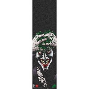 Almost x MOB Joker Hahaha Skateboard Grip Tape