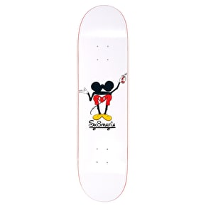 Sk8 Mafia Happy Place Skateboard Deck - 8