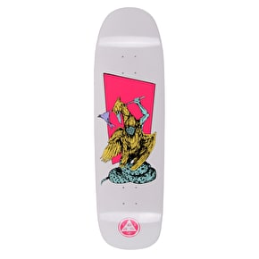 Welcome Twenty Eyes On Golem Skateboard Deck - White Dip 9.25