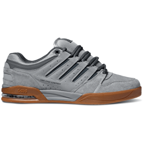 DVS Tycho Shoes - Grey Suede