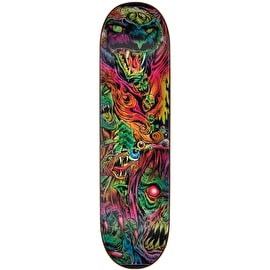 Creature Hellucinations I Everslick Skateboard Deck - 8.25