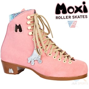 Moxi Lolly Strawberry Quad Roller Skates- Boot Only