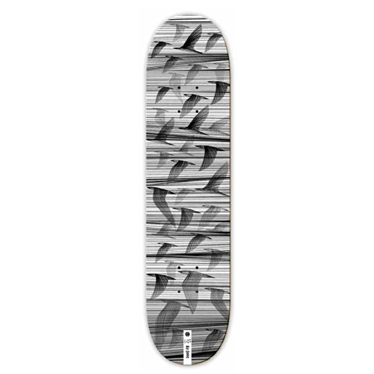 Element WWFE Skateboard Deck - Wind 8.375""