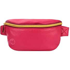 Mi-Pac Tumbled Bum Bag - Fuchsia