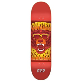 Flip Skateboard Deck - Mercenaries Caples - Red 8.44''
