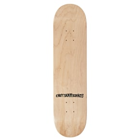 Enuff Classic Skateboard Deck - Natural
