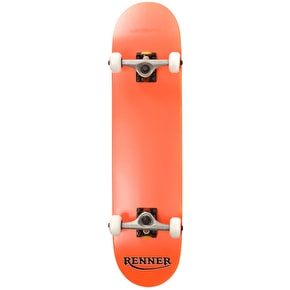 Renner Z Series Pro Complete Skateboard - Z5 Orange