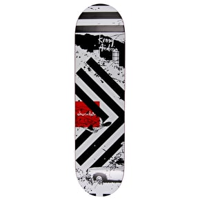 Chocolate x Hecox Anderson Skateboard Deck - 8.125