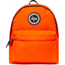 Hype Orange Fluro Backpack - Orange