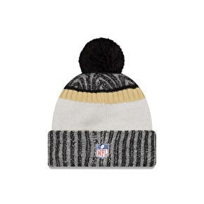 New Era NFL Sideline Beanie - New Orleans Saints